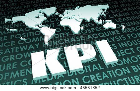 KPI Industry Global Standard on 3D Map