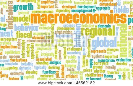 Macroeconomics or Macro Economics as a Concept