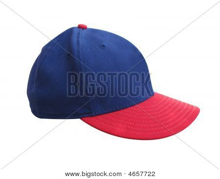 Red Blue Hat