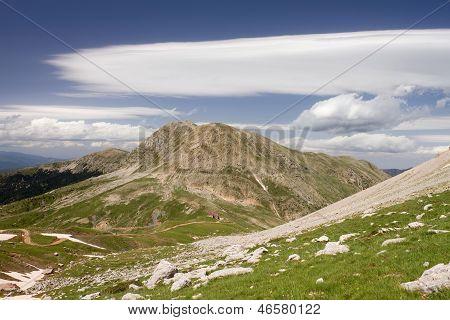 Vardousia Mountain View