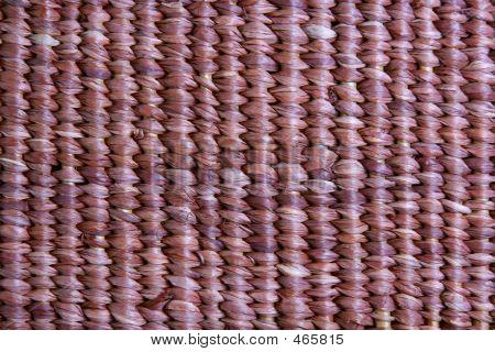 Brown Raffia Texture