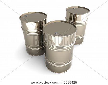 Industrial Barrels