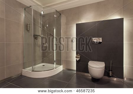 Woodland Hotel - Luxurious Bathroom