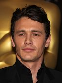LOS ANGELES - FEB 7:  JAMES FRANCO arrives to the 83rd Academy Awards Nominees Luncheon  on Feb 7, 2