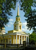 pic of dnepropetrovsk  - Tower of the Cathedral of Transfiguration - JPG