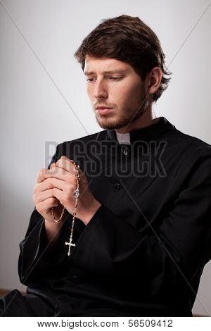 Cleric Praying