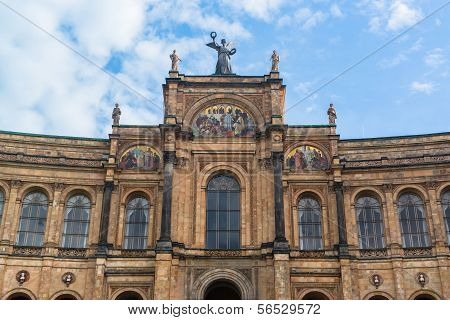 Bavarian State Parliament - Munich, Germany