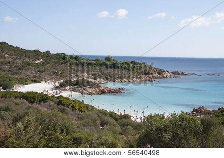 sardinia landscape bay of prince