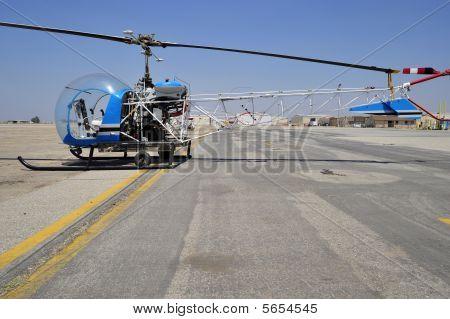 Helicopter Cockpit