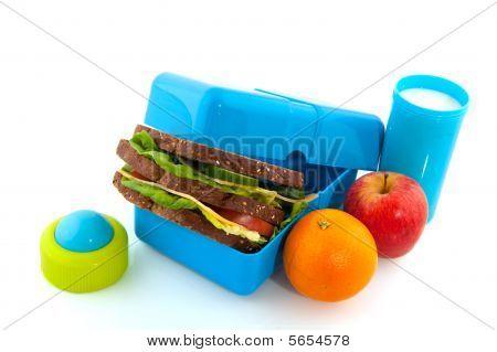 Healthy Lunch Box