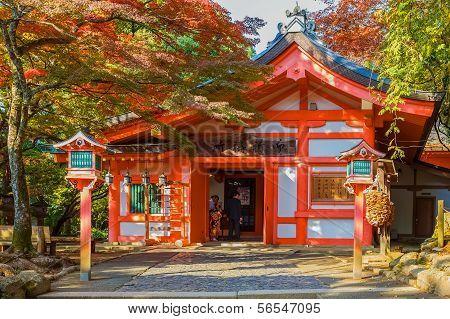 Kasuga Taisha in Nara