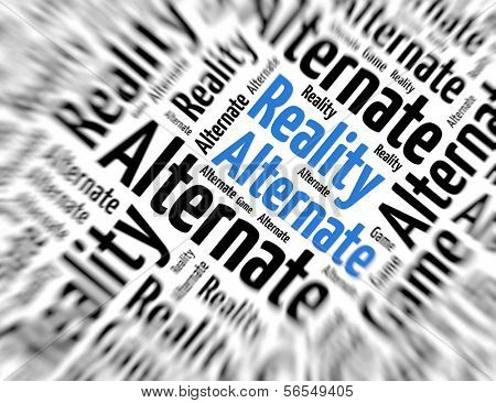 Tagcloud - alternate reality games