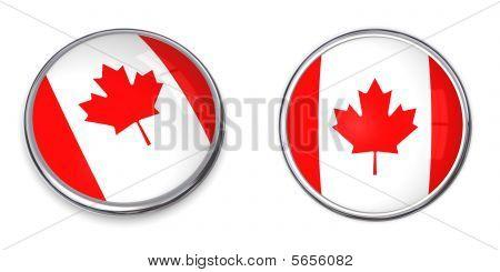 Banner Button Canada