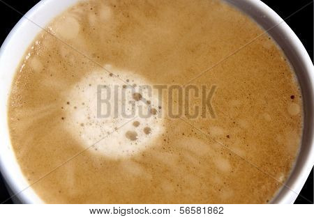 Espresso Coffee Foam