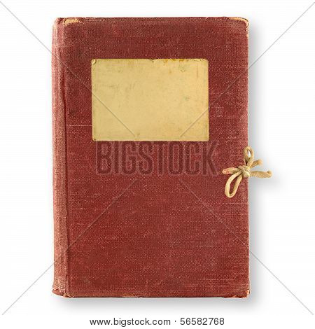 Old, Brown Diary