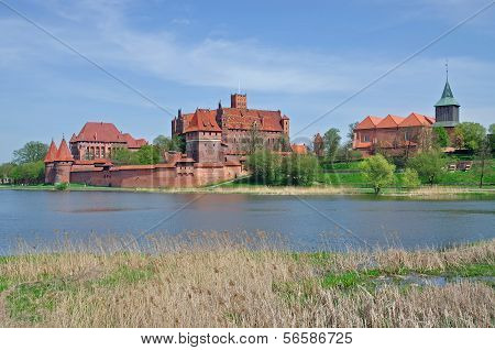 Malbork,Pomerania,Poland