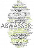 image of wastewater  - Word cloud  - JPG