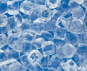 picture of ice-cubes  - hcd34ice cubes