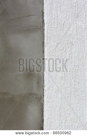 Polystyrene Insulation Of Wall Layers