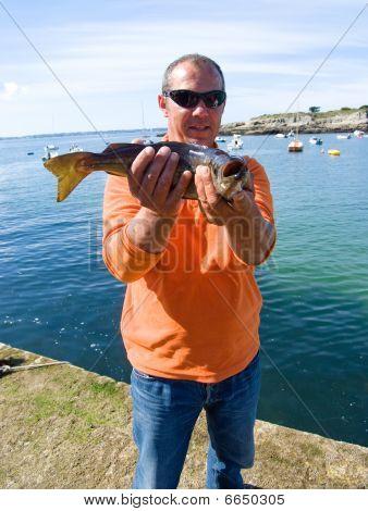 Fisherman Boasting