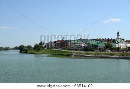 Kazan. Old Tatar Sloboda