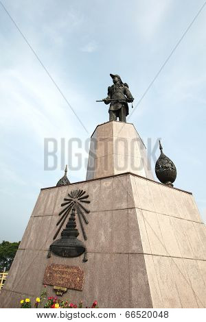 Statue of King Rama