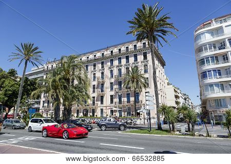 Hotel Westminster In Nice, France