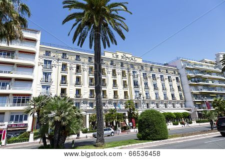 Hotel Le Royal In Nice