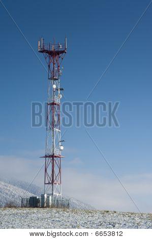 Gsm Telecom Tower