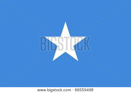 The national flag of Somalia, Authentic version