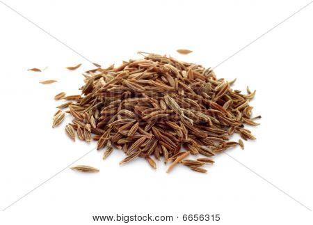 Cumin seeds
