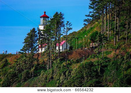Historic Lighthouses in Oregon