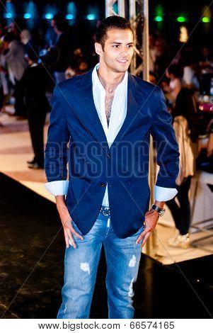 Fashion Show For Maximus Fashion Model 03
