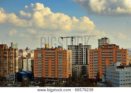 Central District Of Donetsk