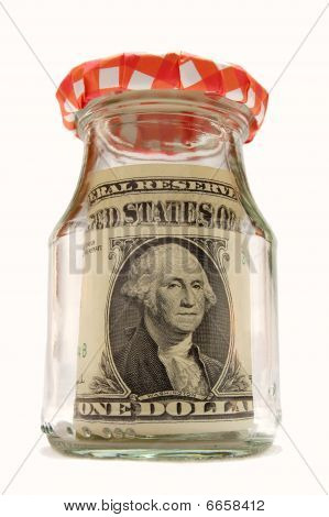 Bottled Banknote
