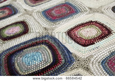 Patchwork, Braided Rug