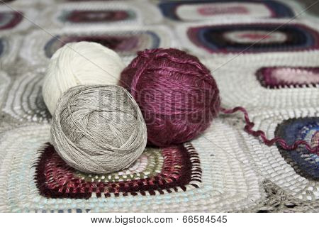 Clew Of Yarn