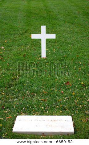 Grave of Robert Kennedy