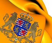 picture of dukes  - Grand Duke of Luxembourg Flag - JPG