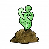 picture of smelly  - cartoon smelly poop - JPG