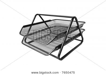 Tier Document Tray