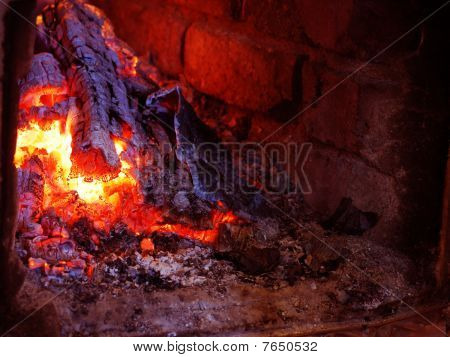 Burning Place