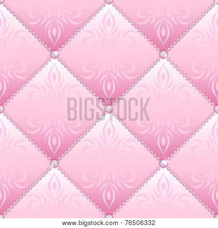 Pink Glamor Seamless