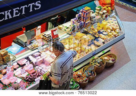 Derby Indoor Market Stall