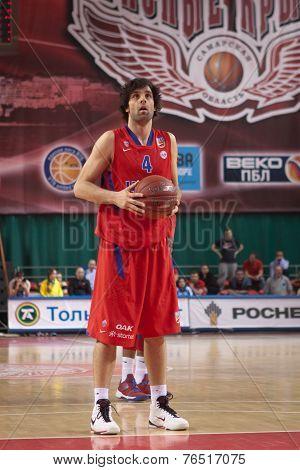 Milos Teodosic
