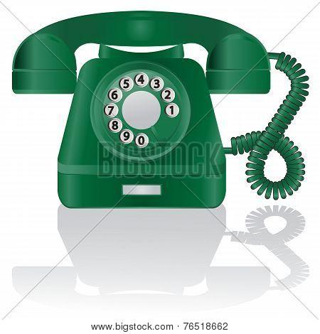 Retro Phone