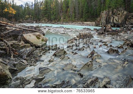 Mistaya Canyon, Alberta, Canada