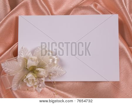 Buttonhole And Card