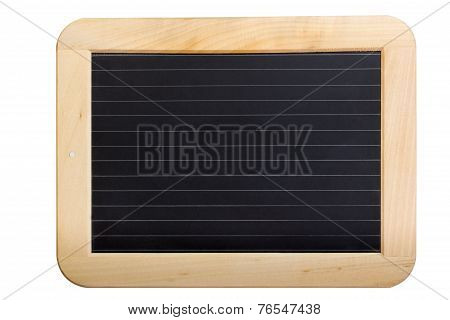 Slate With Lines