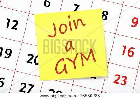 Join a Gym